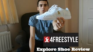 Steve's shoe review #9 | 4freestyle 'explore' shoes | the perfect shoe designed for freestyle?!
