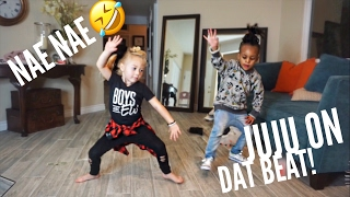 THESE 4 YEAR OLD DANCERS WILL LEAVE YOU SPEECHLESS!! thumbnail