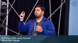 Building a PWA using Polymer