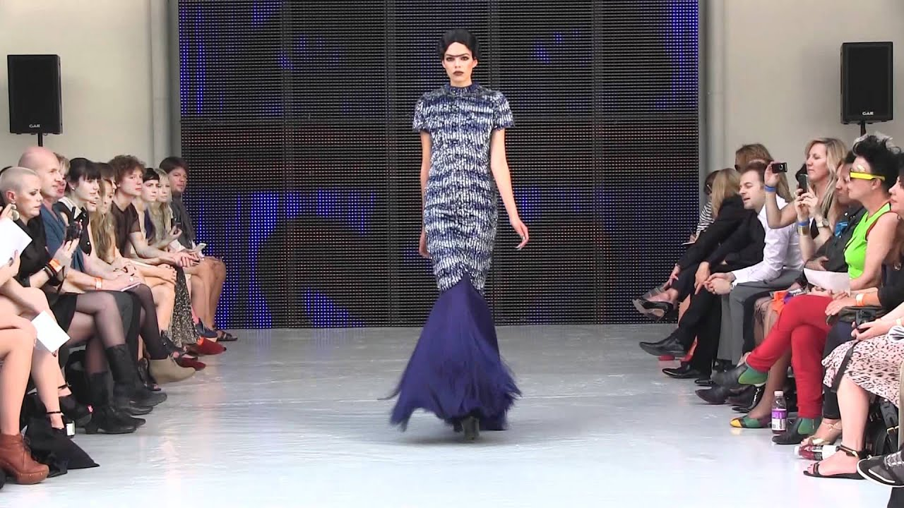 Blow presents Charlie le Mindu SS10 - YouTube
