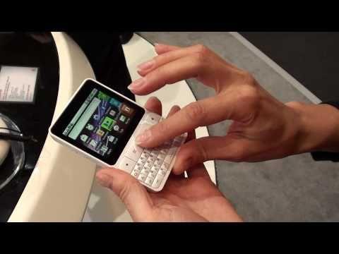 Huawei U8300 - první pohled