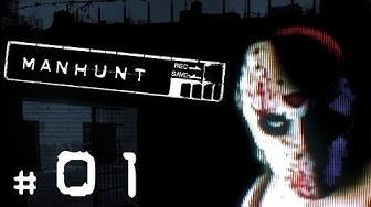 Lets Play Manhunt [HD] #01 - Lasst die Jagd beginnen.