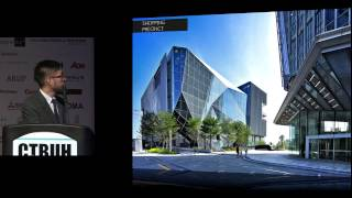 CTBUH 12th Annual Awards - Roy Liu,