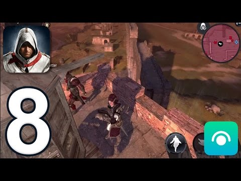 Assassin's Creed Identity - Gameplay Walkthrough Part 8 - Heroic Rank 2: Contracts (iOS)