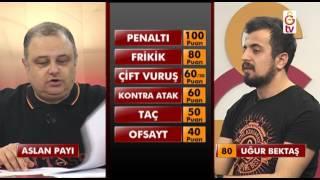 GSTV| Volkan Karsan'ın sunduğu Aslan Payı'nın 18.Bölümü