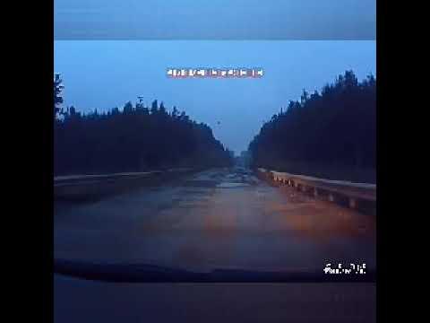 Дорога Братск-Чуна-Тайшет
