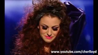 Cher Lloyd, One Direction and Rebecca Ferguson sing the X Factor Theme Music 2010 HQ/HD