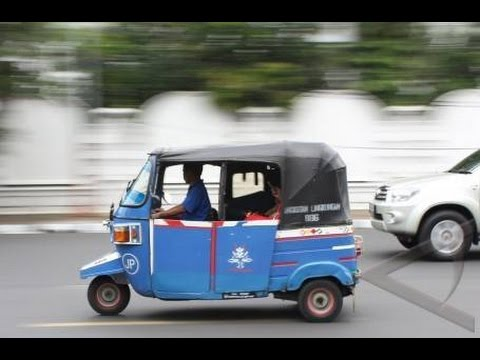 A Guide to Safe Transport in Jakarta/Indonesia