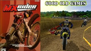 MXRider Gameplay & Comments PS2 HD