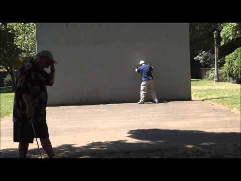 Team Yancy Paranormal Explorers - Deleted Scene - Golfing & Tensil-Testing