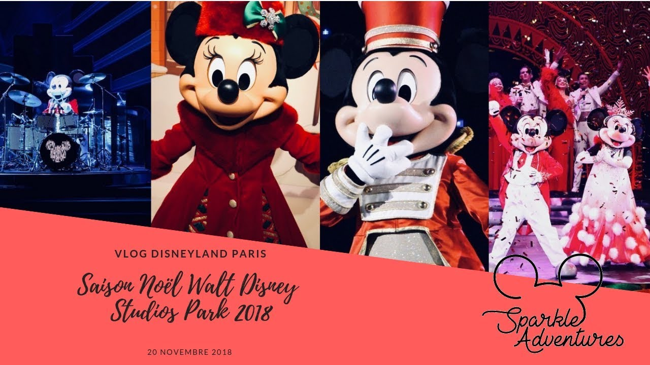 Image De Noel Walt Disney.Tout Sur La Saison De Noel 2018 Walt Disney Studios Part 2 2
