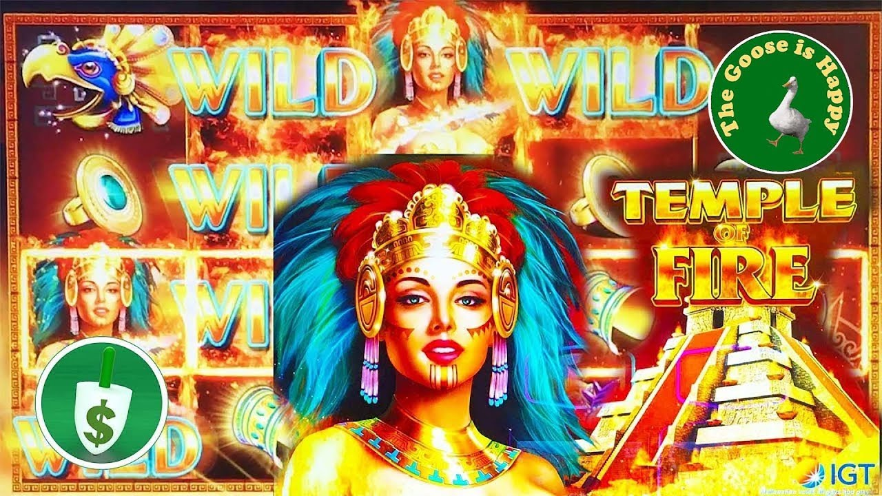 New IGT Slot Dragons Temple Coming Soon