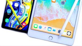 Can Galaxy Note 9 replace iPad Mini?