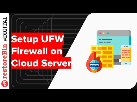 Setup UFW Firewall in Ubuntu Cloud to allow Nginx and SSH