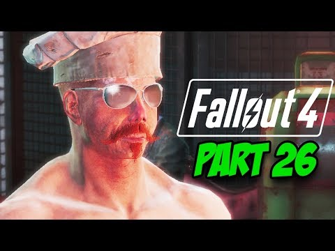SLICK MOVES - Fallout 4 Survival mode | Part 26