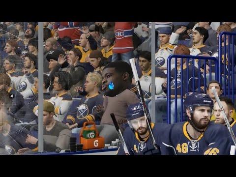 Ça sent la coupe! : Match d'ouverture Canadiens vs Sabres!