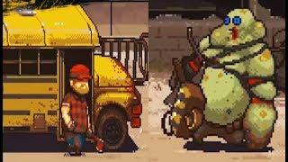 Зомби апокалипсис игра на выживание Мертвые вперед война зомби #2 в игре Dead Ahead Zombie Warfare