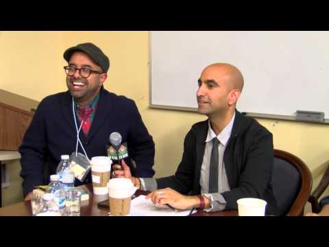 Comedy Writing with Aasif Mandvi, Rajiv Satyal and Rakesh Satyal Part 2
