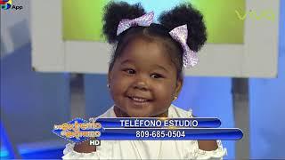 La niña que le robo el corazon a Romeo Santos Loanny Aurora De Extremo a Extremo
