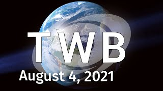 Tropical Weather Bulletin- August 4, 2021