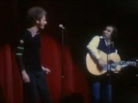 Simon & Garfunkel - Mrs. Robinson - Live in France, 1970