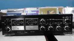 O Rei do Som - Amplificador Mixer Quasar QA-5500