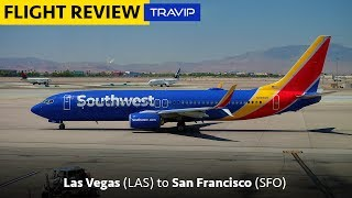 Southwest Airlines Review: Las Vegas to San Francisco | Travip Flight Review