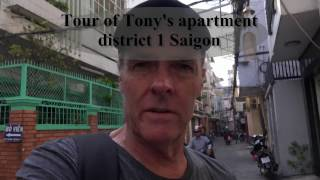 Gambar cover Review of Tony's Apartment Airbnb - Saigon, HCMC, Vietnam