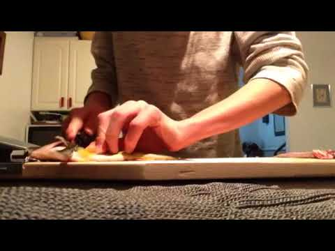 How To Clean A Yellow Perch
