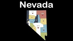 Nevada Geography/Nevada/Nevada Counties for Kids