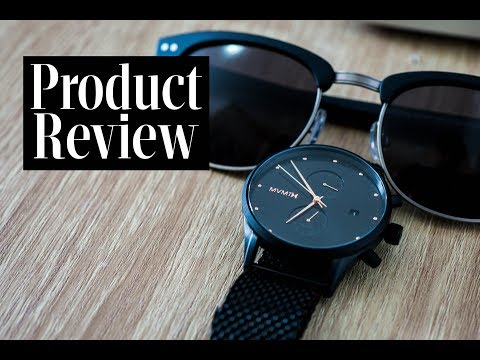 Men's Accessories I Affordable Watches & Sunglasses I MVMT Review