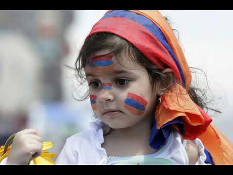 Выпускники армянской школы Георгиевска 2011г.