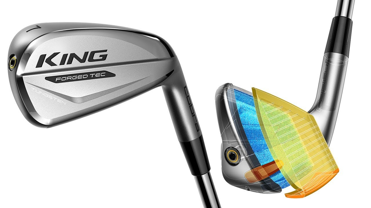 Best Irons 2020.2020 Cobra King Forged Tec Irons