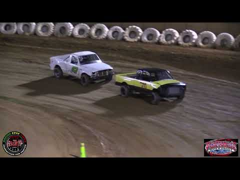 April 6th, 2019 Mini Trucks Main Event Highlights from Placerville Speedway