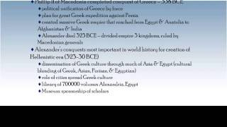 3.1 Persians and Greeks