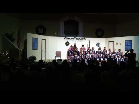 Harvest Baptist School 2011 Christmas Program 3
