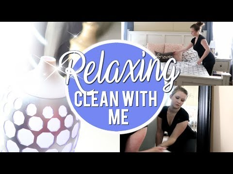RELAXING WHOLE HOUSE CLEANING | ALL DAY CLEAN WITH ME