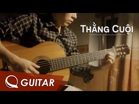Thằng Cuội (Tôi thấy hoa vàng trên cỏ xanh) - Guitar Solo |by (Q Guitar)