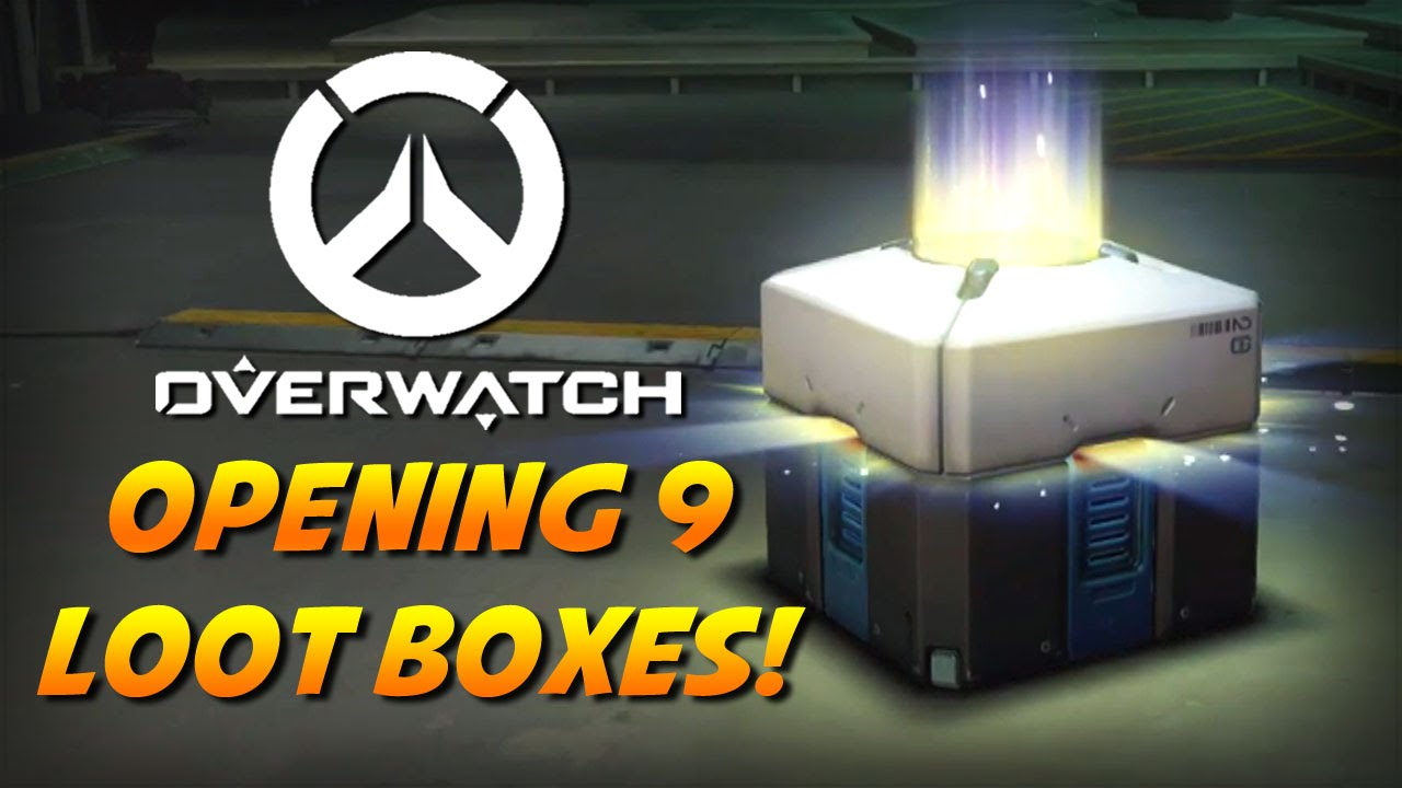 how to buy overwatch loot boxes