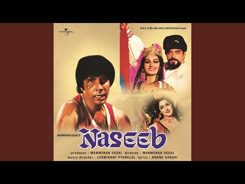 Mere Naseeb Mein (Naseeb / Soundtrack Version)