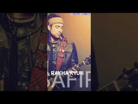 Chitthi Jubin Nautiyal   Full Screen WhatsApp Status Video 2019   Naushad Creations