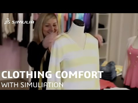 Mechanical Design & Analysis Corporation: Designing in Lasting Clothing Comfort
