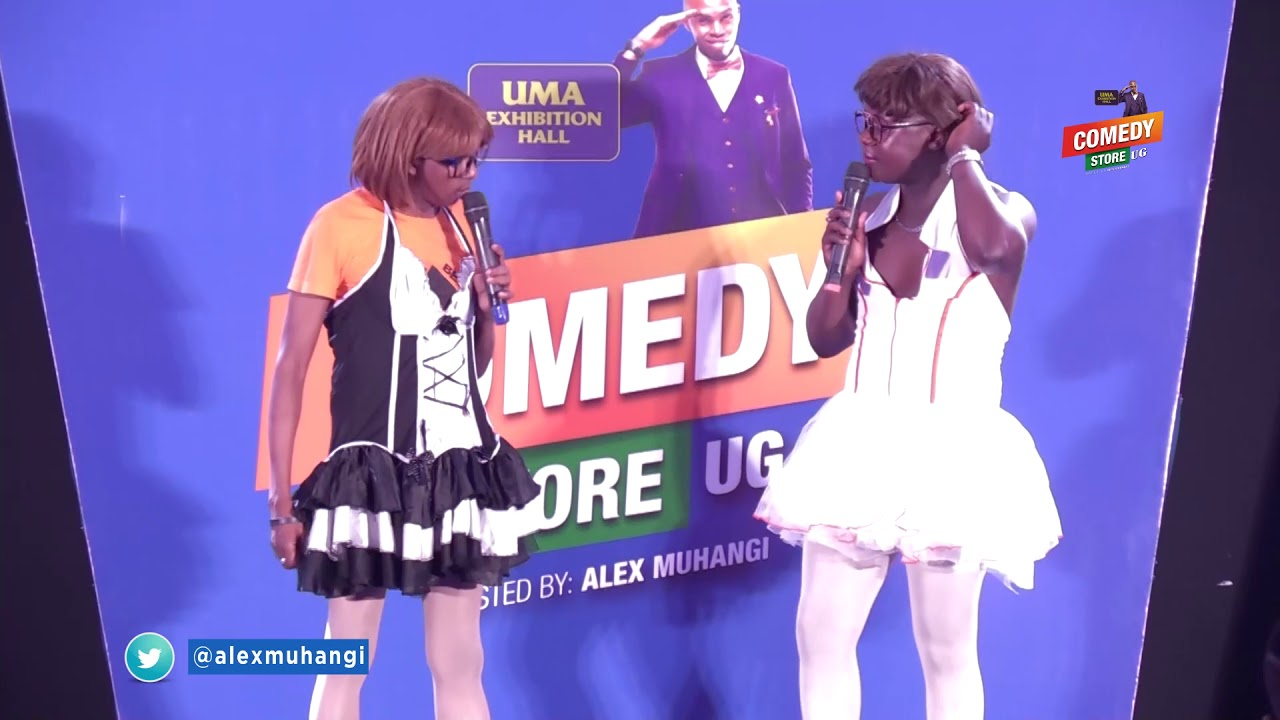 Alex Muhangi Comedy Store May 2019 - Crazy University