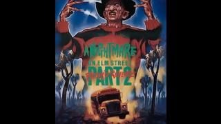 A Nightmare On Elm Street Part 2 Freddy's Revenge 1985 Film Clips Opening Freddy Bus Scene