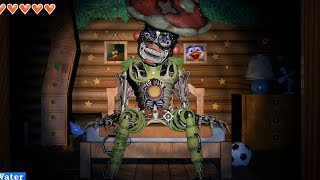 THE SCARIEST CHIPPER ANIMATRONIC IVE EVER SEEN.. | FNAF Tyke and Sons Lumber Co