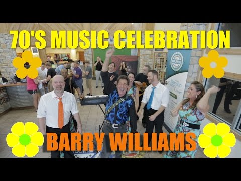 Barry Williams  70's Music Celebration