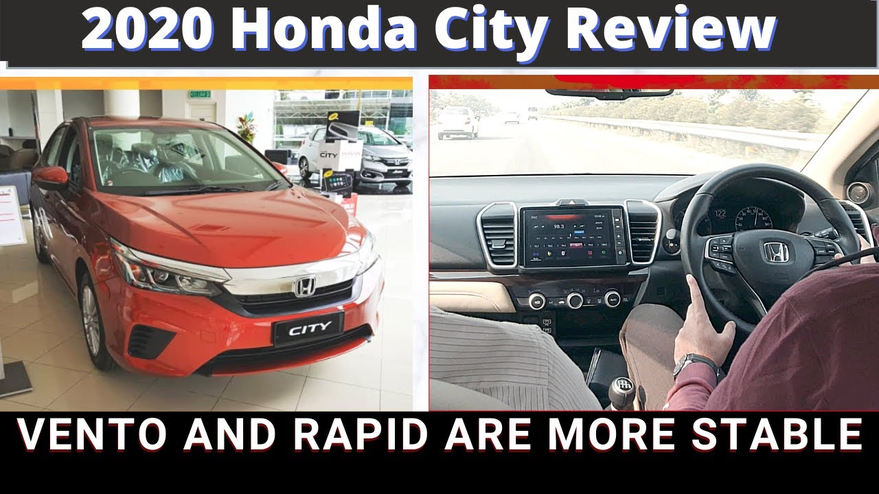 2020 Honda City 5th Generation ZX Petrol Review | The ONLY CAR to BUY Under ₹17 Lakh | CarMaster