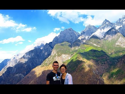 Yunnan Vlog: Tiger Leaping Gorge-ous!! Qiaotou to YaCha Hike (Day 1)!