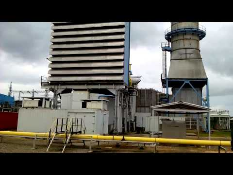 a visit to Ibom Power Plant (IPP)