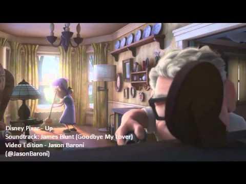 Carl e Ellie (Up - Disney Pixar) - Goodbye My Lover